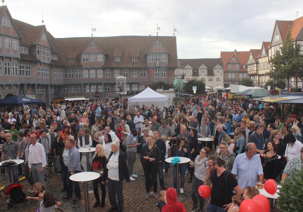 Nicht nur in Wolfenbüttel wird in diesem Wochenende groß gefeiert. Foto: Archiv