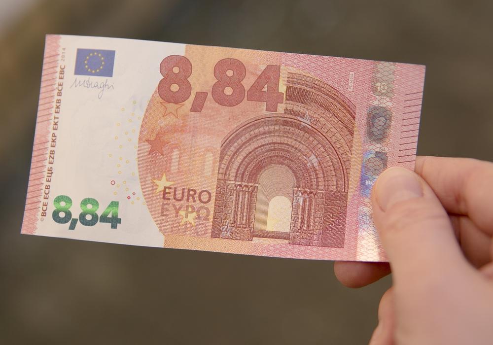 Der Mindestlohn ist auf 8,84 Euro geklettert. Foto: NGG