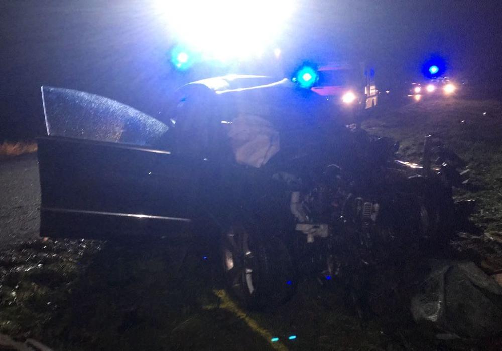 Die Beifahrerin ist mittlerweile außer Lebensgefahr. Foto: aktuell24(KR)
