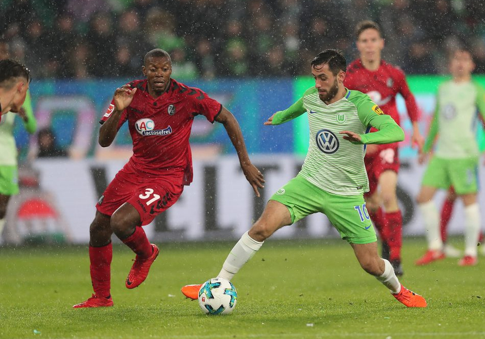 Tore Real Wolfsburg