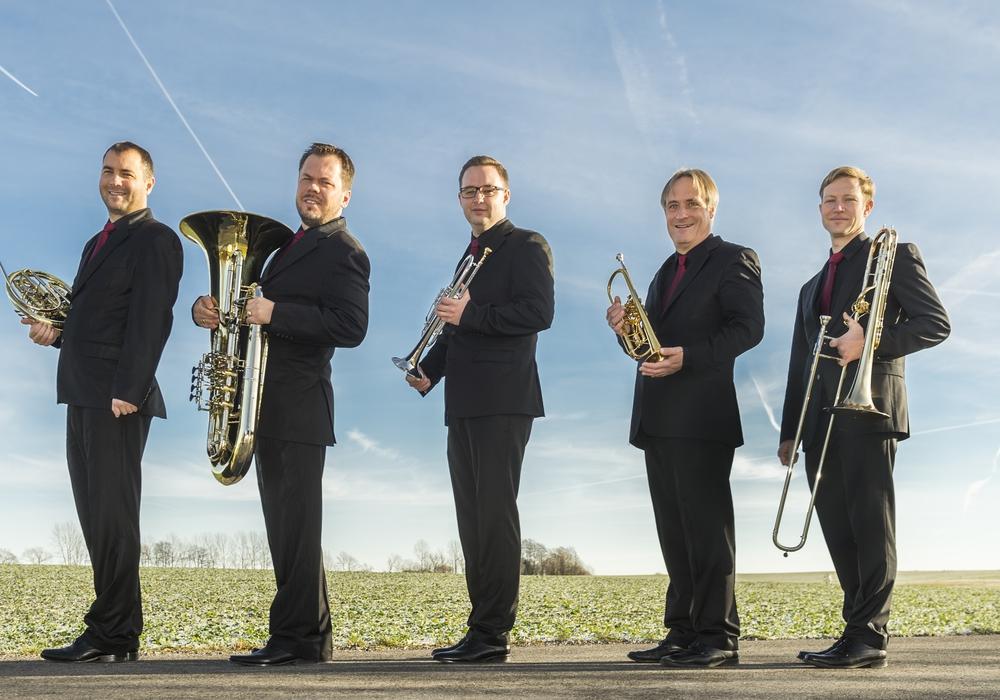 Classic Brass – eines der besten Blechbläserensembles Europas – gastiert in Hornburg. Foto: René Jungnickel