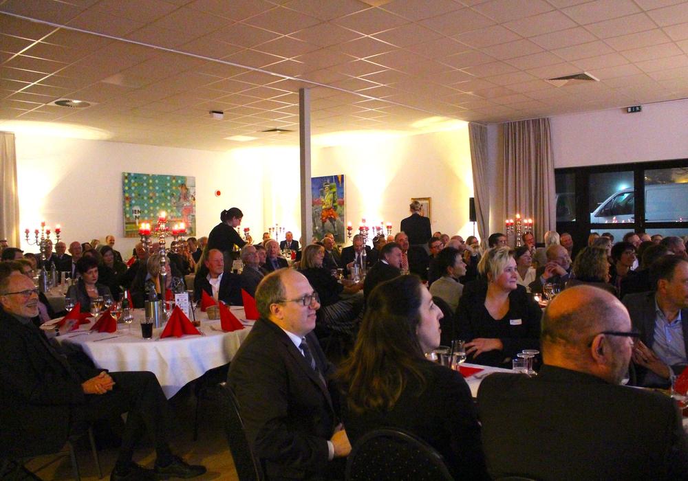 Mit knapp 200 Gästen und Mitgliedern feierte die Mittelstands-und Wirtschaftsvereinigung ihren Jahresempfang. Fotos: Nick Wenkel