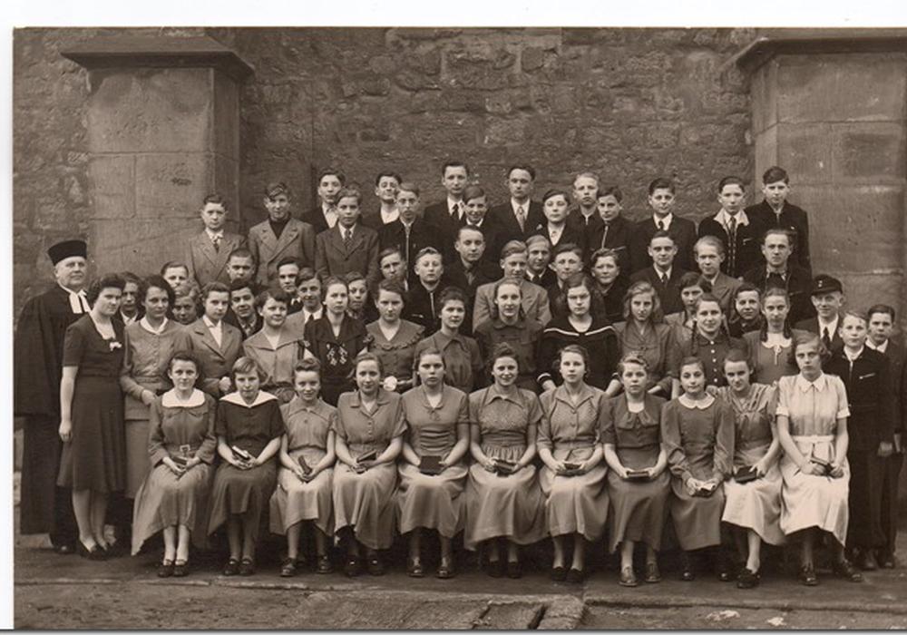 Wer wurde vor 70 Jahren in Hornburg konfirmiert? Foto: Klinge