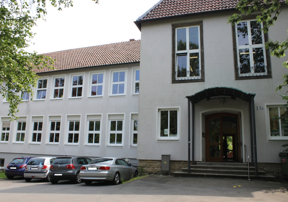 Bleibt die Pestalozzischule? Foto: Anke Donner