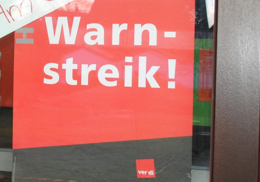 Die Gewerkschaft sichert trotz der gescheiterten Verhandlungen einen Notdienst zu. Symbolfoto: Archiv/Marc Angerstein