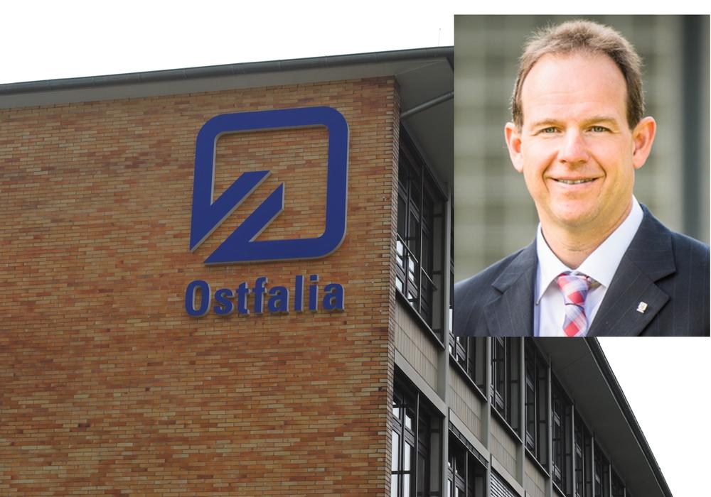 Prof. Dr. Gert Bikker und die Ostfalia investieren in die Zukunft. Fotos: Ostfalia/Marc Angerstein