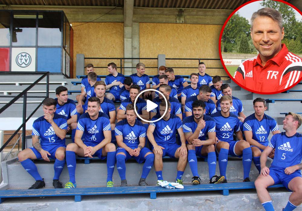 Zum Trainingsauftakt sprachen wir mit MTV-Trainer Michael Nietz. Video: Jens Bartels/Foto: Frank Vollmer