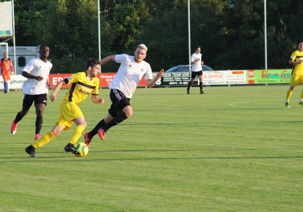 Derbytime: MTV Gifhorn empfängt erneut den SSV Vorsfelde, dieses Mal aber in der Oberliga. Foto: Fabian Rampas