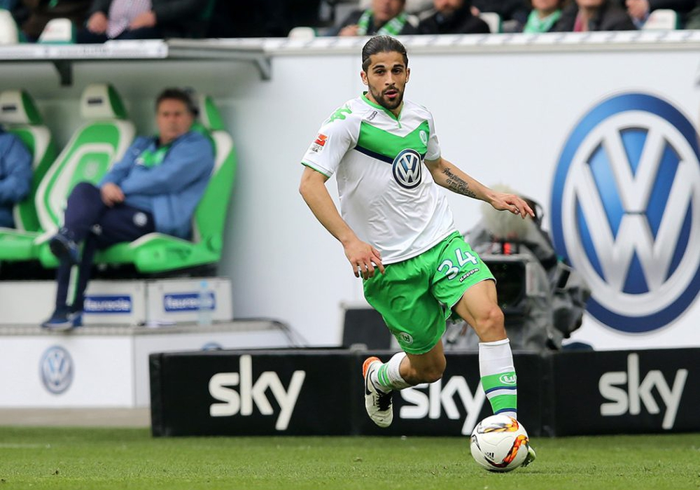 Rodriguez wechselt nach Italien. Foto: Agentur Hübner