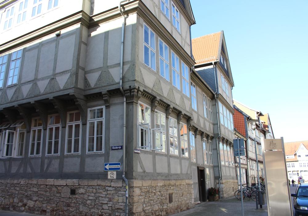 Räumlichkeiten in dem Gebäude in der Kanzleistraße 2/2a sollen für neue Büroräume der Verwaltung hergerichtet werden. Foto: Max Förster