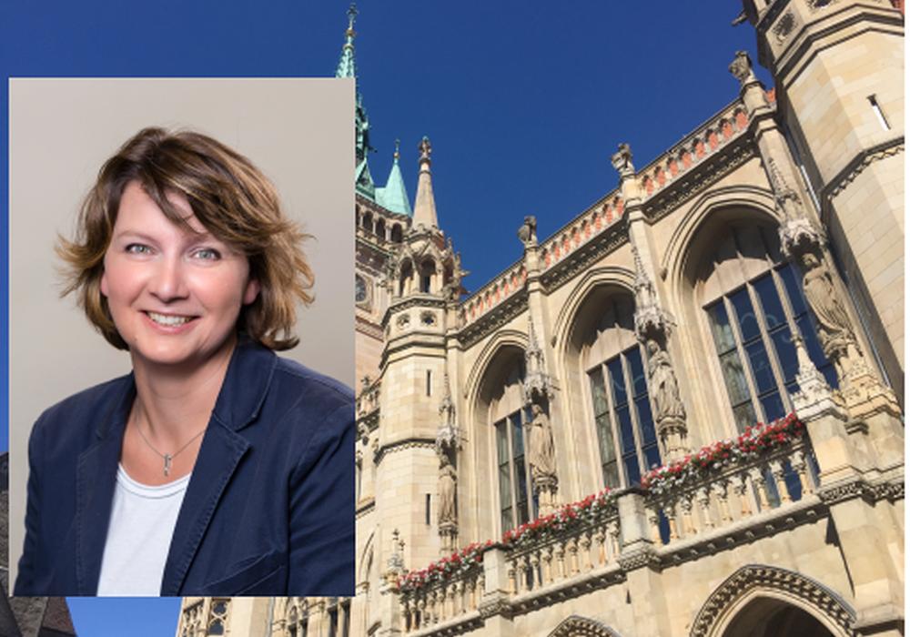 Antje Keller, jugendpolitische Sprecherin der CDU Fraktion. Foto: Archiv/CDU