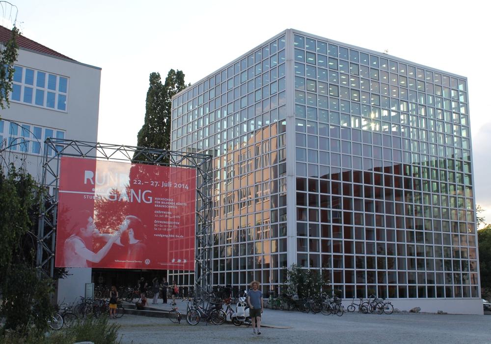Die HBK in Braunschweig. Foto: Archiv
