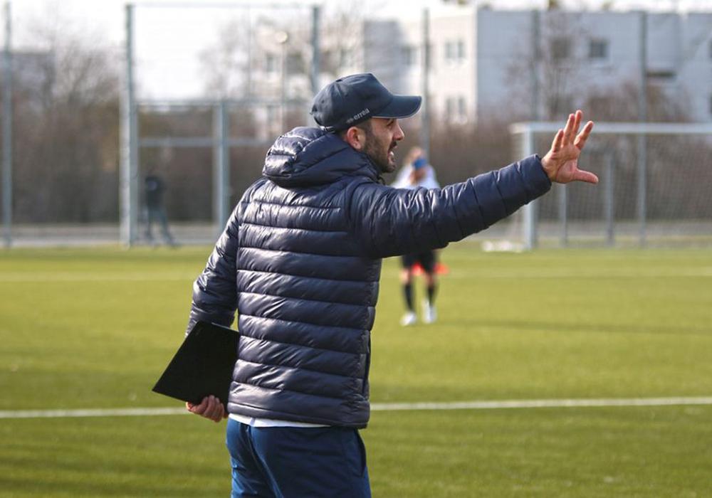 Zum Einstand gab es einen Sieg für Trainer Giampiero Buonocore. Foto: Vollmer/Archiv