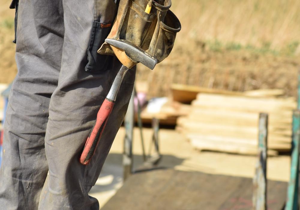 Bauarbeiter bauen bau Handwerker Symbolbild: pixabay