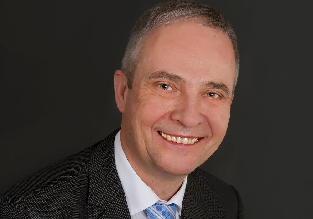 Landrat Thomas Brych vertrat den Wirtschaftsstandort Landkreis Goslar beim parlamentarischen Abend in Berlin. Foto: Landkreis Goslar