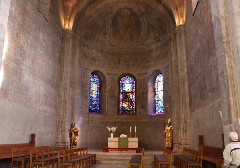 Der Braunschweiger Dom von Innen, Foto: Robert Braumann