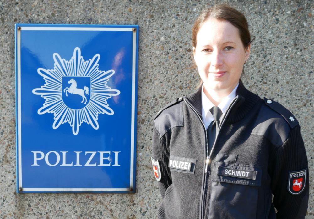 Polizeisprecherin Stephanie Schmidt gab Entwarnung. Foto: Alexander Panknin