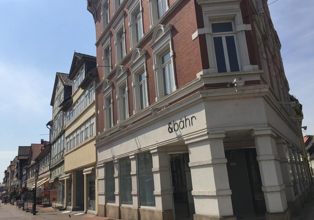 Die Bähr-Immobilie in Wolfenbüttel steht zur Zwangsversteigerung.