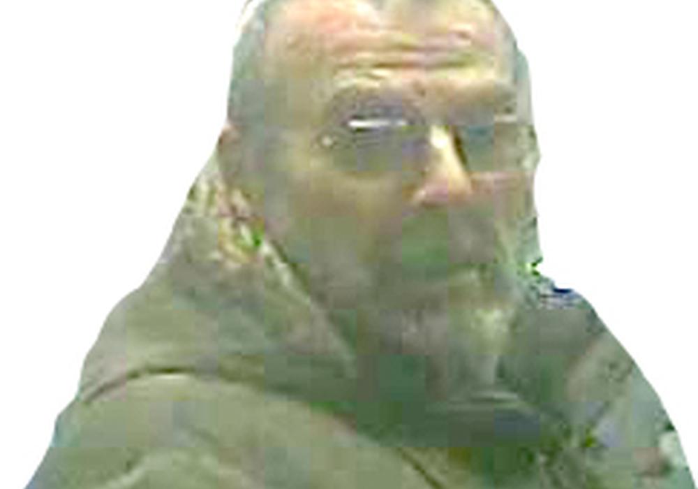 Wer kennt diesen Mann? Foto: Polizei Wolfsburg