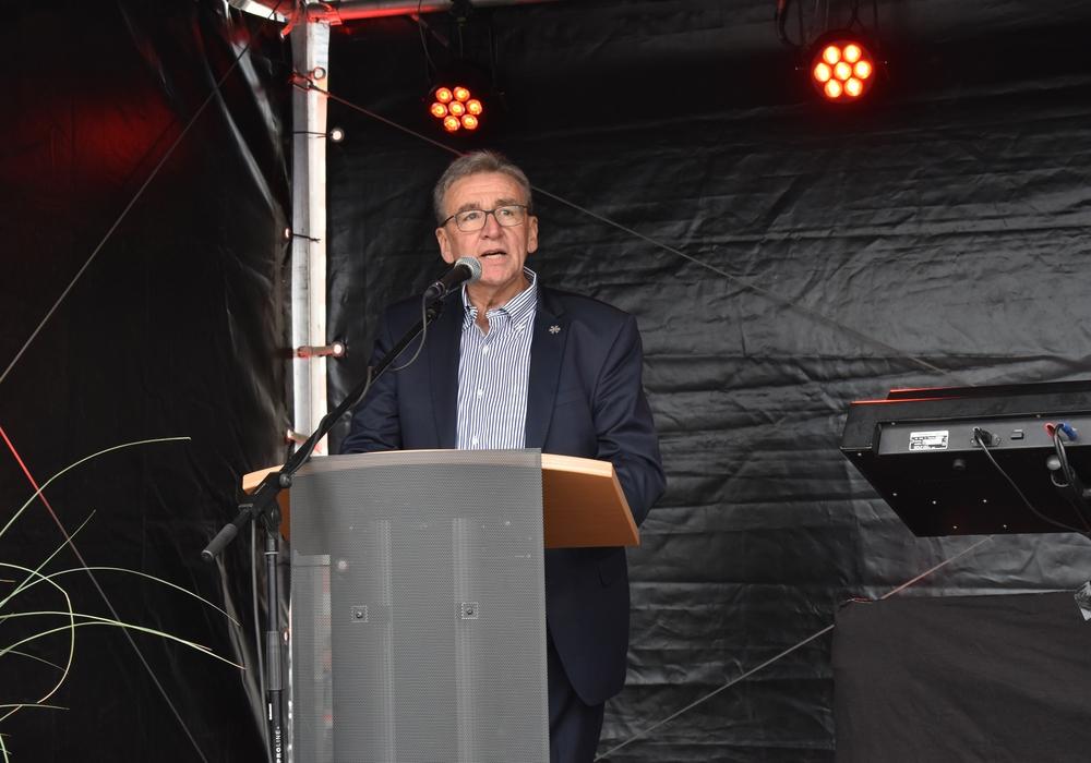 Die Stadt Wolfenbüttel und der Bürgermeister mahnen, in Zukunft auf eine bessere Kommunikation zu achten. Foto: Annabell Pommerehne