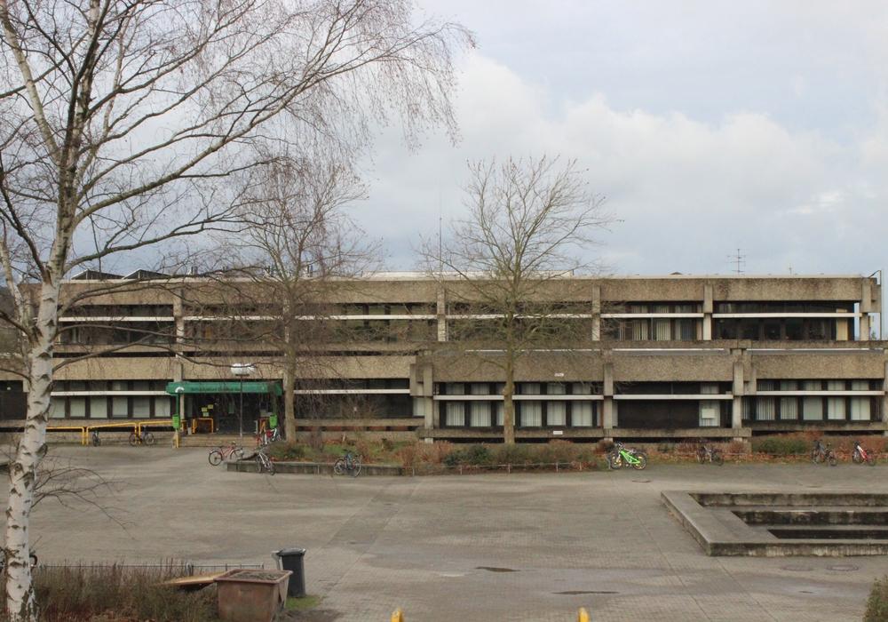 Das Schulzentrum Goldene Aue könnte bald Geschichte sein. Foto: Anke Donner