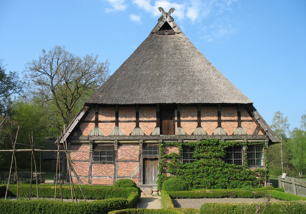 Der Brummerhof im Museumsdorf Hösseringen. Foto: Volker Brandt
