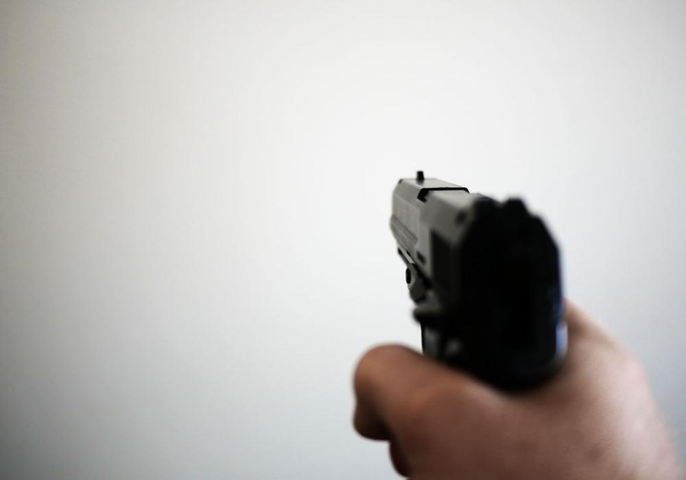 Es wurde eine Anzeige wegen Verstoßes gegen das Waffengesetz gefertigt. Symbolfoto: Alexander Panknin