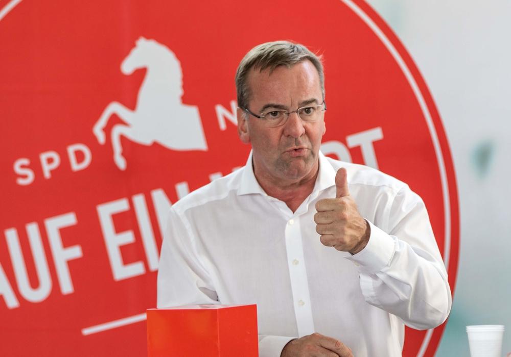 Die Braunschweiger SPD stärkt Petra Köpping und dem Niedersächsischen Innenminister Boris Pistorius für ihre Kandidatur zum SPD-Vorsitz den Rücken. Foto: Rudolf Karliczek