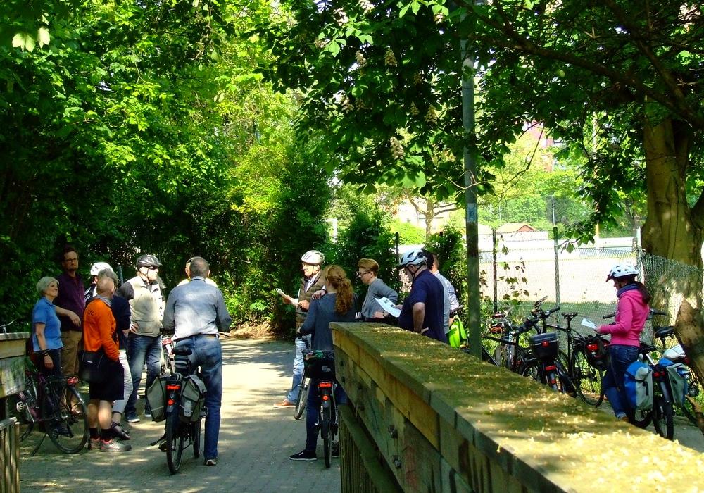 Am 7. August bietet der ADFC Wolfenbüttel eine geführte Tour zum Jazz im Park in Salzgitter Ringelheim. Symbolfoto: ADFC