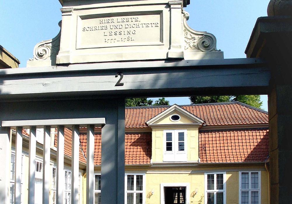 Das Lessinghaus. Foto: Kulturstadtverein WF