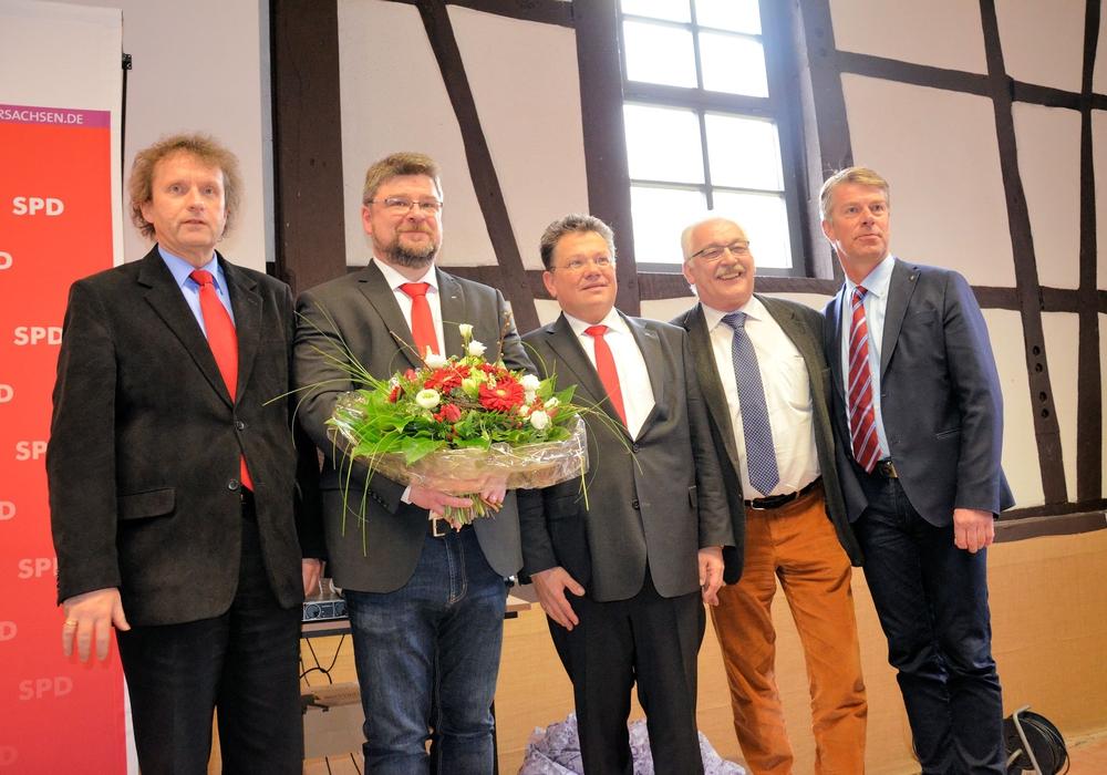 Überraschungssieger Marcus Seidel. Foto: Wahlkreisbüro Dr. med. vet. Wilhelm Priesmeier