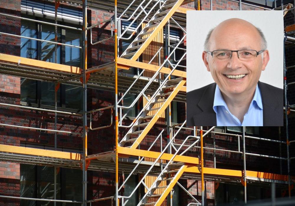 Frank Roth Vorsitzende der CDA, fordert, dass der soziale Wohnungsbau endlich angekurbelt wird.  Foto: pixabay/CDA