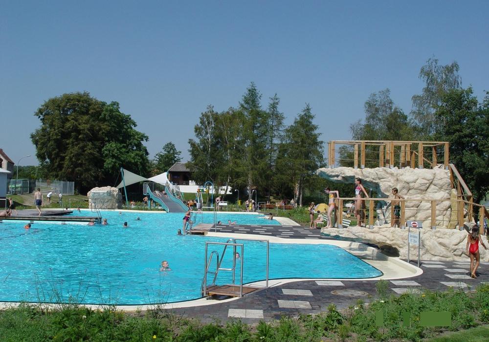 Ab dem 27. Mai wartet das Freibad auf Badebegeisterte. Foto: Samtgemeinde Grasleben
