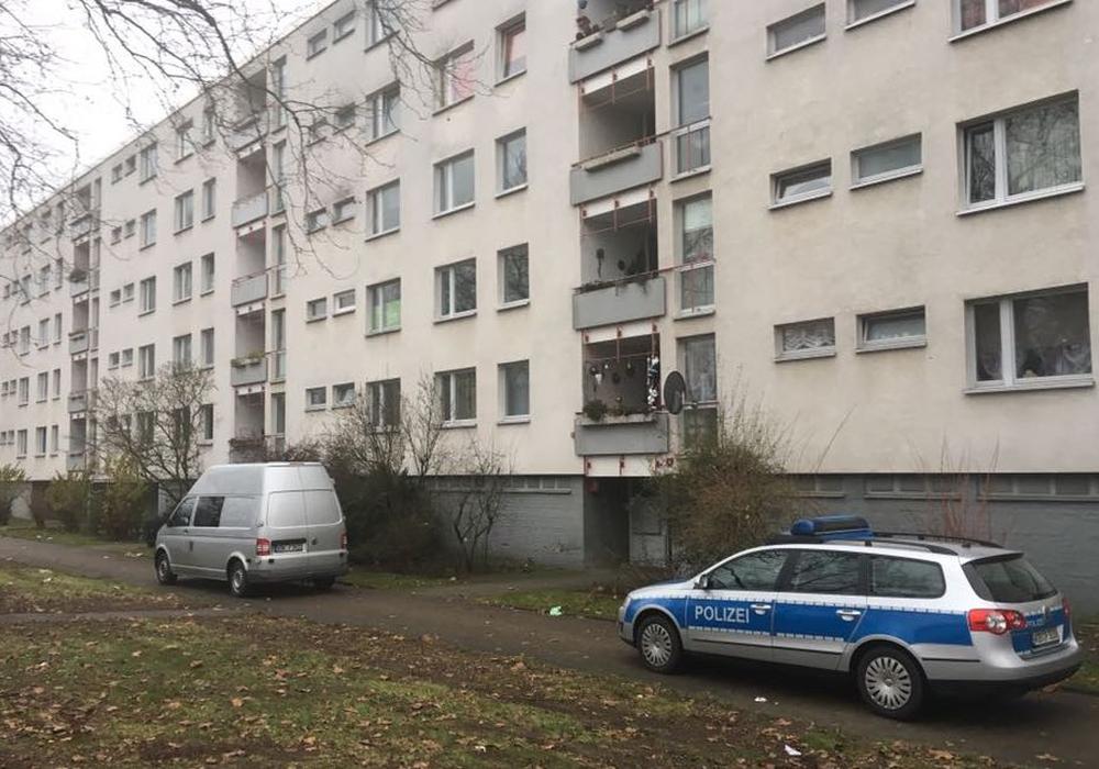 In diesem Haus in der Lessingstraße kam es zu der Familientragödie. Foto: aktuell24/BM