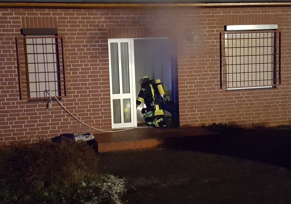 Atemschutzübung, Foto: Feuerwehr