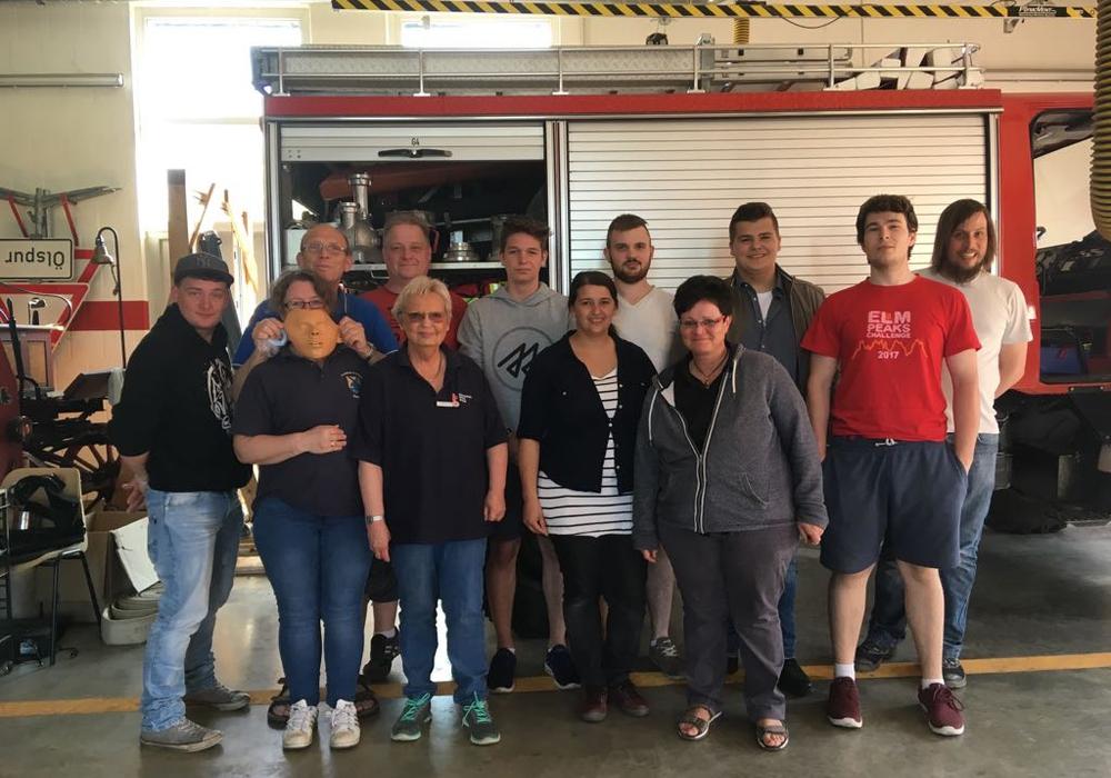 Feuerwehr Dettum veranstaltete Erste-Hilfe-Kurse