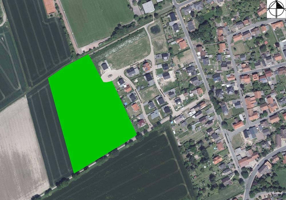 Um diesen Bauabschnitt in Rosenthal handelt es sich. Foto: Stadt Peine
