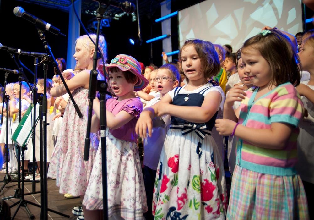 """""""Kita Singt!"""" beschließt das Programm am Sonntag. Foto: Veranstalter"""