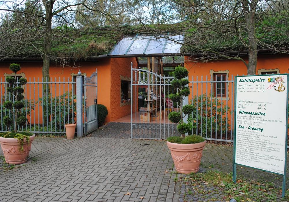 Selbst wenn der Inzidenz-Wert in Braunschweig über 100 steigt, dürfte der Braunschweiger Zoo aufmachen. Archivbild