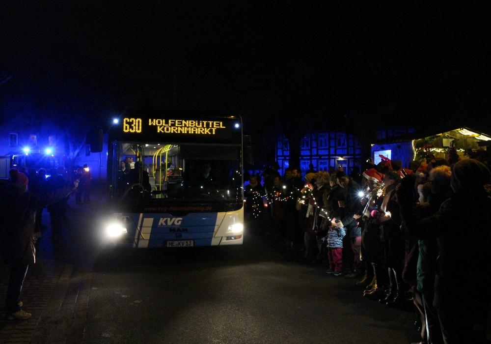 Immendorf kämpft für eine bessere Taktung der Buslinie 630. Fotos: Sandra Zecchino