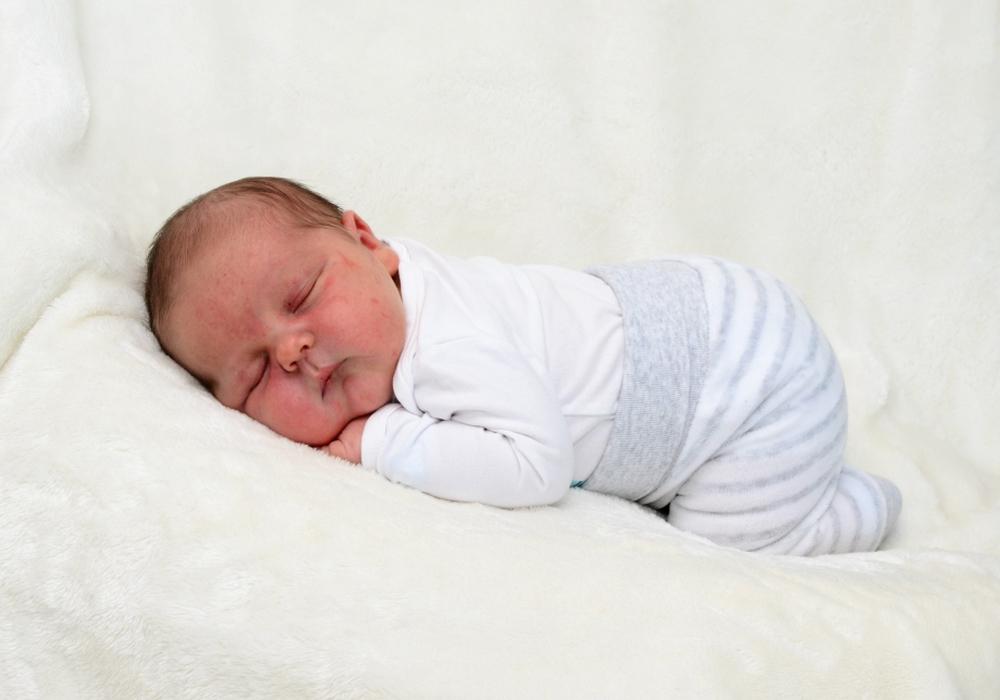 Willommen, Lukas Maximilian Pazdzior. Foto: babysmile24.de