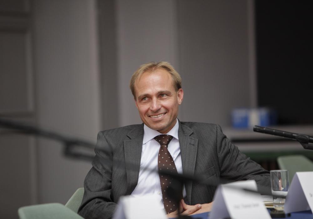 Dr. Ralf Utermöhlen. Foto: Die Grünen