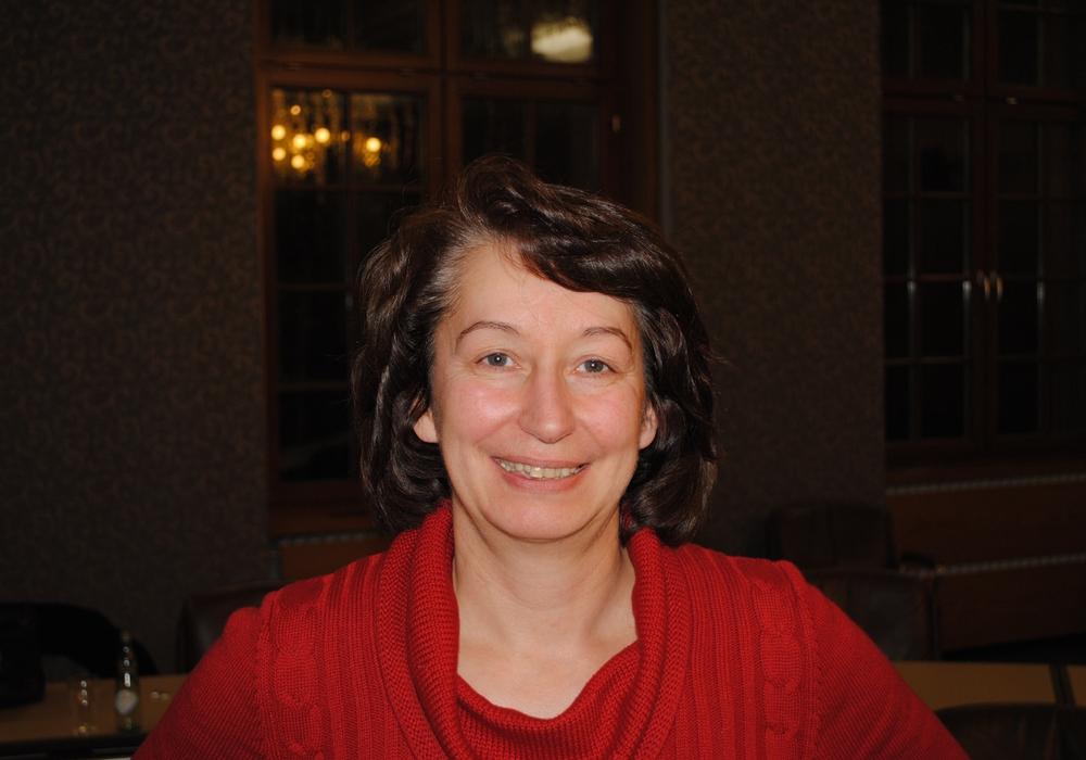 Heike Wiegel von dem Verein AufpASSEn, Foto: Archiv