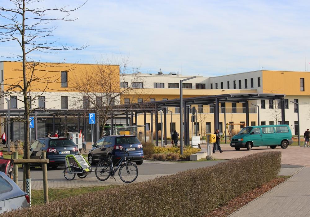 Das Helios-Klinikum in Gifhorn.