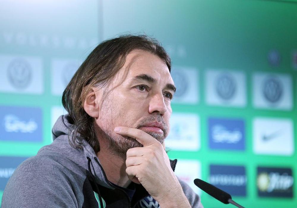 Martin Schmidt ist ab sofort nicht mehr Trainer des VfL Wolfsburg. Foto: Agentur Hübner/Archiv