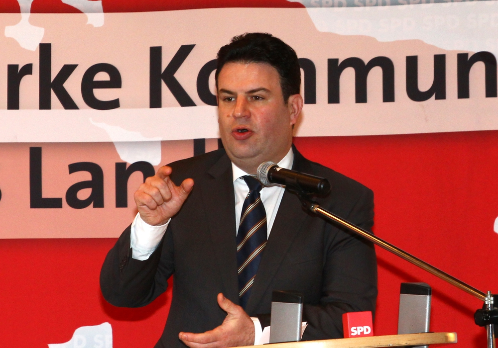 Hubertus Heil kritisiert die CDU scharf.