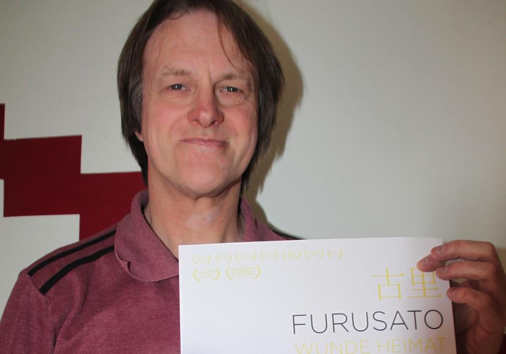 Reka zeigt den Film 'FURUSATO WUNDE HEIMAT'. Foto: Verein