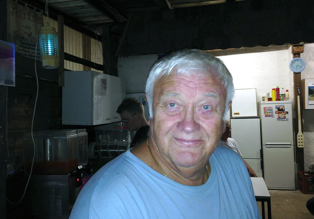 Rudi Hübner