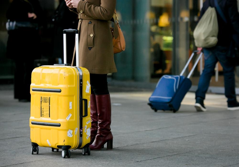 Hauptsache mal weg - mit dem Koffer auf Reisen. Foto: Pestel Institut