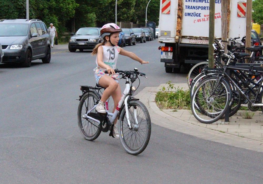 Im Jahr 2017 gab im Stadtgebiet von Braunschweig weniger Unfälle, bei denen Kinder beteiligt waren. Symbolfoto: Sina Rühland